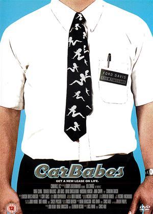 Car Babes Online DVD Rental