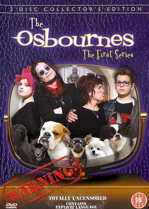 Rent The Osbournes: Series 1 Online DVD Rental