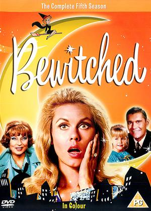 Rent Bewitched: Series 5 Online DVD Rental