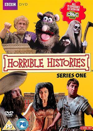 Horrible Histories: Series 1 Online DVD Rental