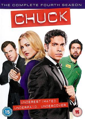 Chuck: Series 4 Online DVD Rental