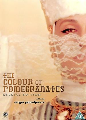 Rent The Colour of Pomegranates (aka Sayat Nova) Online DVD Rental