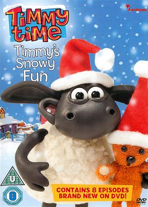 Rent Timmy Time: Timmy's Snowy Fun Online DVD Rental