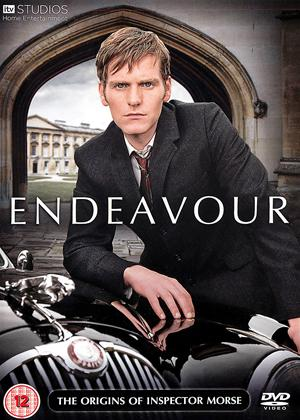 Rent Endeavour: The Origins of Inspector Morse Online DVD Rental