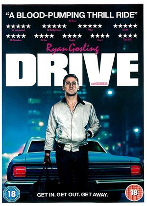 Drive Online DVD Rental