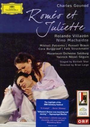Rent Romeo Et Juliette: Salzburg Festival (Yannick Nezet-Seguin) Online DVD Rental