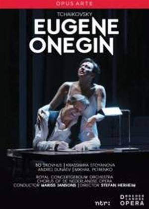 Rent Eugene Onegin: De Nederlandse Opera (Jansons) Online DVD Rental