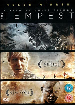 Rent The Tempest Online DVD Rental