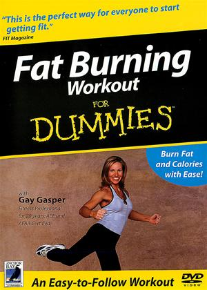 Fat Burning Workout for Dummies Online DVD Rental