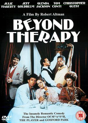 Beyond Therapy Online DVD Rental