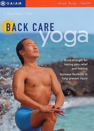 Back Care Yoga Online DVD Rental