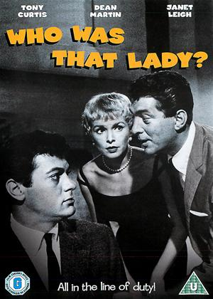 Who Was That Lady? Online DVD Rental