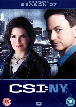 CSI New York: Series 7 Online DVD Rental
