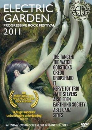 Rent Electric Garden: 2011: Live at the Progressive Rock Festival Online DVD Rental