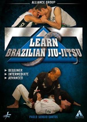 Rent Learn Brazilian Jiu-jitsu Online DVD Rental