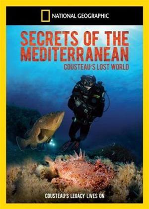 National Geographic: Secrets of the Mediterranean Online DVD Rental