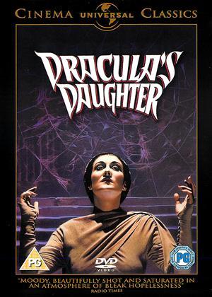 Rent Dracula's Daughter Online DVD Rental