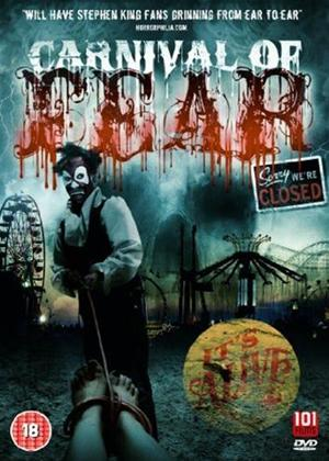 Rent Carnival of Fear Online DVD Rental