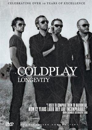 Rent Coldplay: Longevity Online DVD Rental