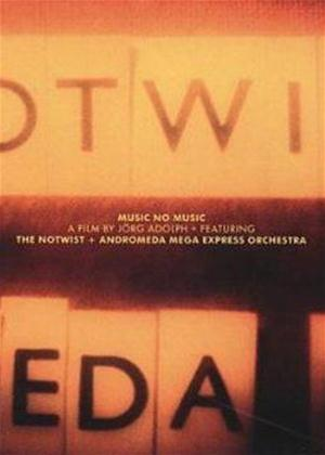The Notwist and the Andremoda Mega Express Orchestra: Music No Music Online DVD Rental