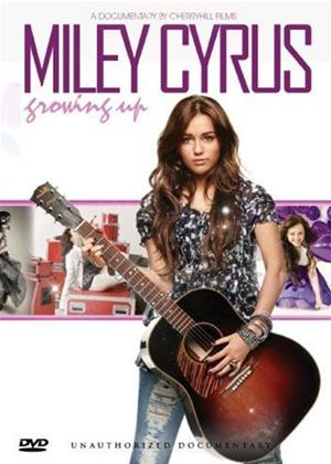 Miley Cyrus: Growing Up Online DVD Rental