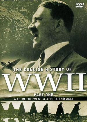 Rent The Concise History of World War II: Part One Online DVD Rental