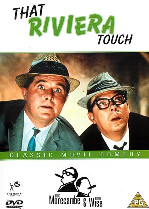 Rent Morecambe And Wise: That Riviera Touch Online DVD Rental