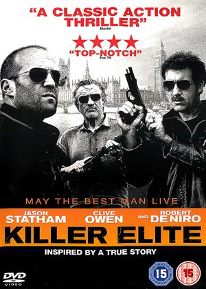 Killer Elite Online DVD Rental