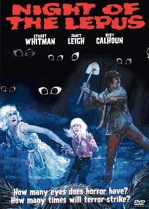 Rent Night of the Lepus Online DVD Rental