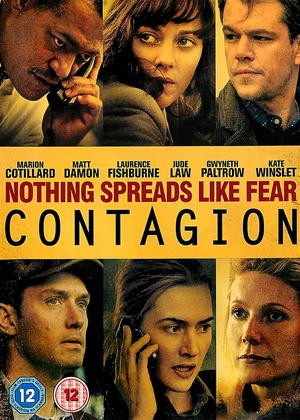 Contagion Online DVD Rental