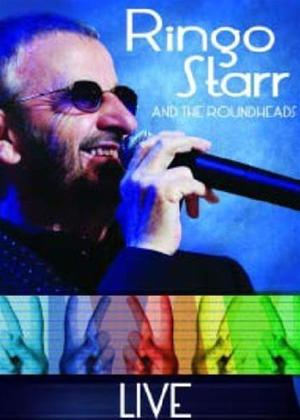 Ringo Starr and the Roundheads: Live  Online DVD Rental