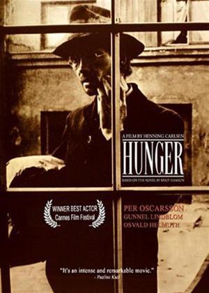 Rent Hunger (aka Sult) Online DVD Rental