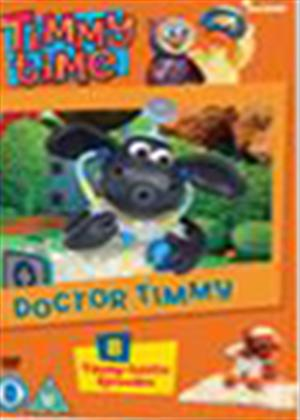 Timmy Time: Doctor Timmy Online DVD Rental
