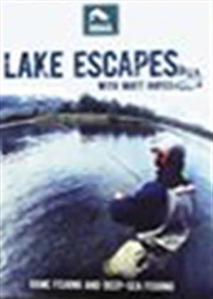 Matt Hayes: Lake Escapes: Game and Deep Sea Fishing Online DVD Rental
