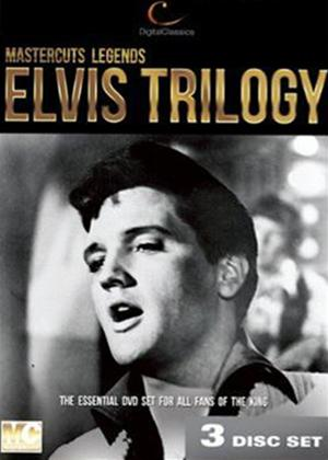 Rent Elvis Presley: Mastercuts Legends Online DVD Rental