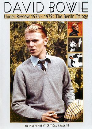 Rent David Bowie: Under Review 1976-79 the Berlin Trilogy Online DVD Rental