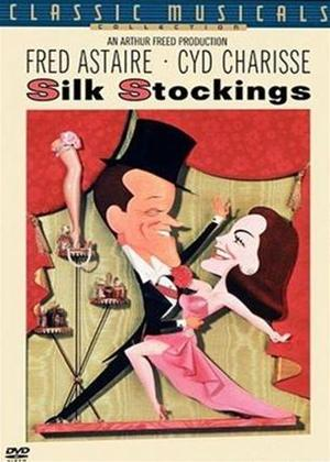 Silk Stockings Online DVD Rental
