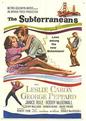 The Subterraneans Online DVD Rental