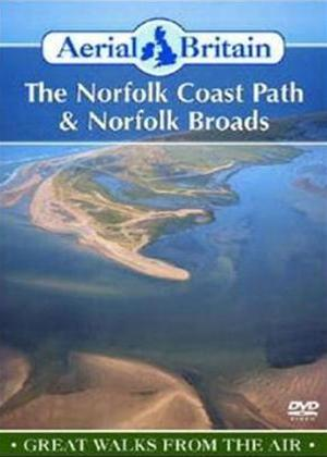 Rent Aerial Britain: The Norfolk Coast Path and Norfolk Broads Online DVD Rental
