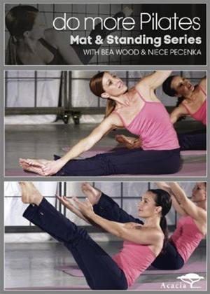 Do More Pilates Online DVD Rental