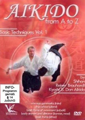 Aikido: From a to Z Online DVD Rental