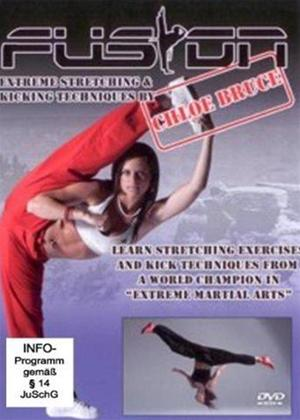 Fusion: Extreme Stretching and Kicking Techniques by Chloe Bruce Online DVD Rental
