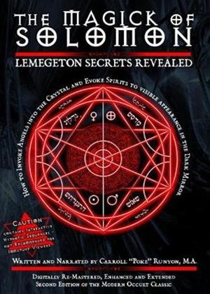 Rent The Magick of Solomon: Lemegeton Secrets Revealed Online DVD Rental