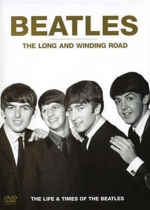 Rent The Beatles: A Long and Winding Road Online DVD Rental