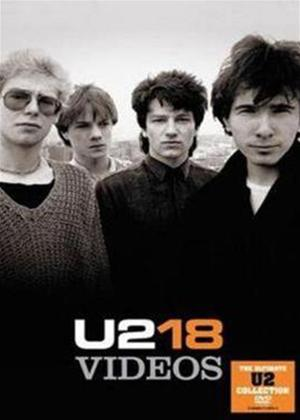 Rent U2: 18 Singles Online DVD Rental