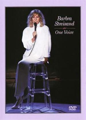 Barbra Streisand: One Voice Online DVD Rental