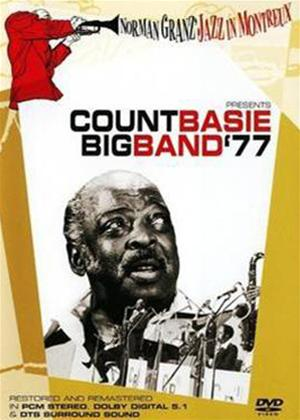 Rent Count Basie Big Band: Norman Granz Jazz in Montreux Online DVD Rental