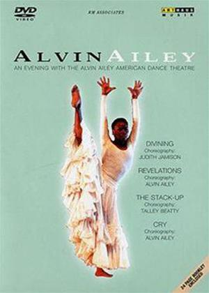 Rent The Alvin Ailey American Dance Theater: An Evening With Online DVD Rental