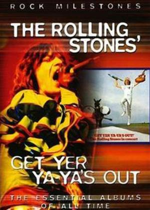 The Rolling Stones: Get Yer Ya Ya's Out Online DVD Rental