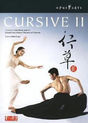 Rent Cursive II: Cloudgate Dance Theatre of Taiwan Online DVD Rental